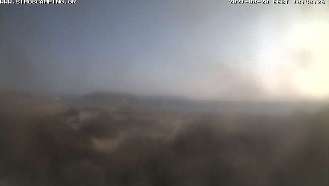 Elafonisos Simos Beach Webcam